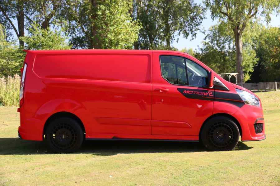 FORD TRANSIT CUSTOM 280 TDCI 130 L1H1 MOTION R LIMITED EDITION - 9983 - 3
