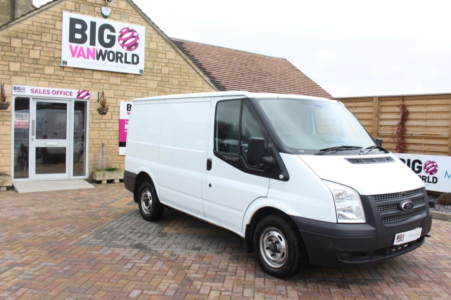 FORD TRANSIT 280 TDCI 125 SWB LOW ROOF FWD - 7093 - 2