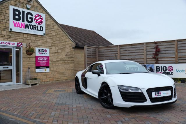 Used AUDI R8 in Used Cars Swindon for sale