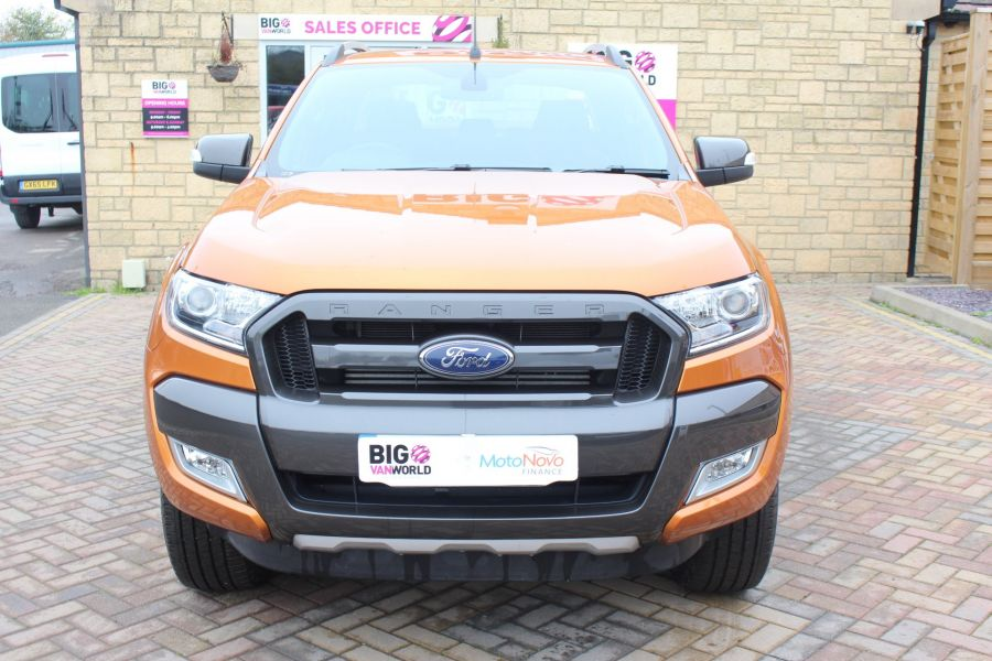 FORD RANGER WILDTRAK 4X4 TDCI 200 DOUBLE CAB - 6921 - 9