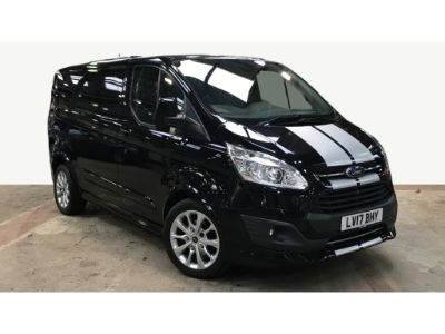 FORD TRANSIT CUSTOM 290 TDCI 170 L1H1 LIMITED SPORT SWB LOW ROOF - 10713 - 1