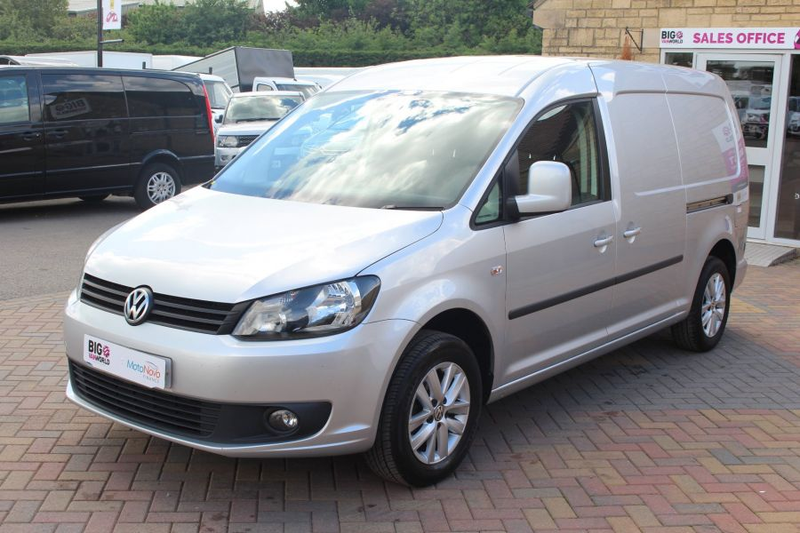 VOLKSWAGEN CADDY MAXI C20 TDI 102 HIGHLINE - 6136 - 8