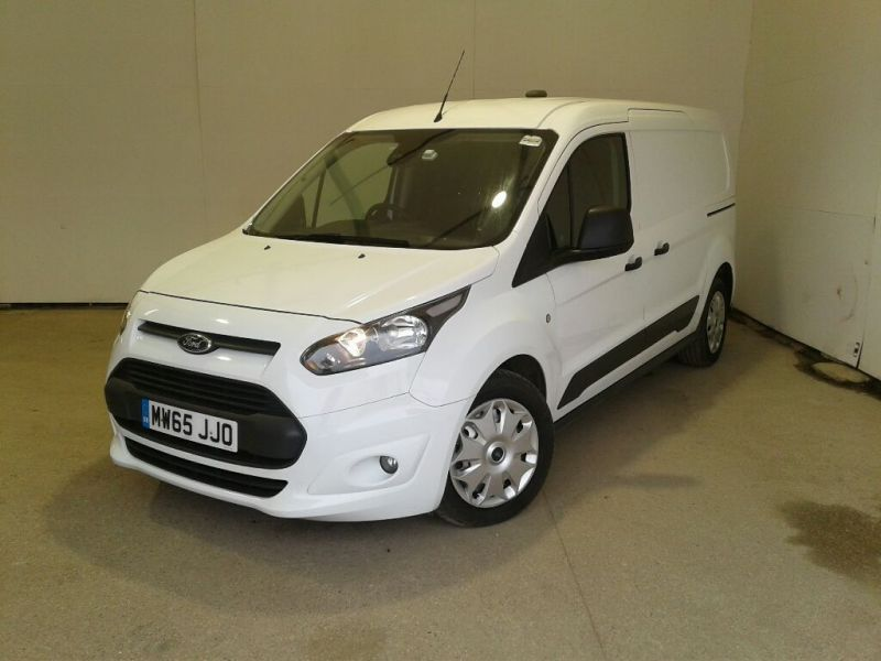 FORD TRANSIT CONNECT 240 TDCI 95 L2H1 TREND LWB LOW ROOF - 11425 - 1