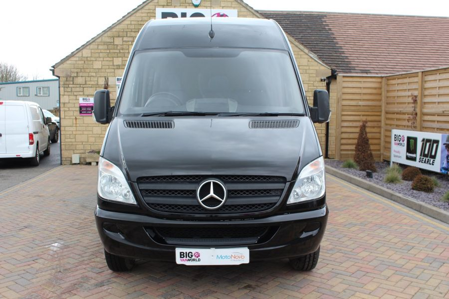 MERCEDES SPRINTER 511 CDI LWB HIGH ROOF TWIN REAR WHEEL 6 SEAT CREW VAN - 3246 - 8