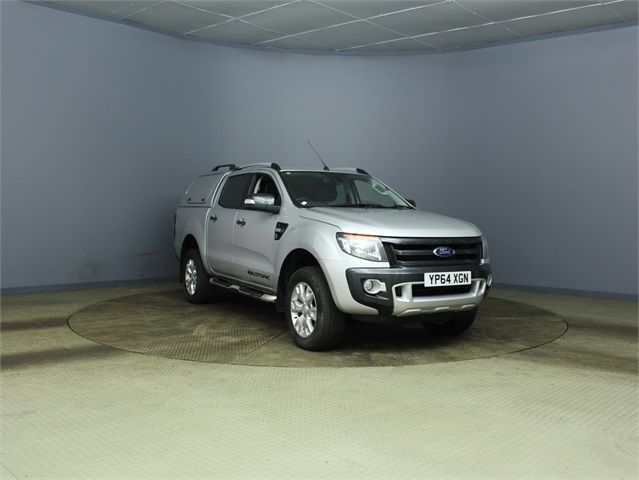FORD RANGER WILDTRAK 4X4 TDCI 197 DOUBLE CAB WITH TRUCKMAN TOP - 7516 - 1