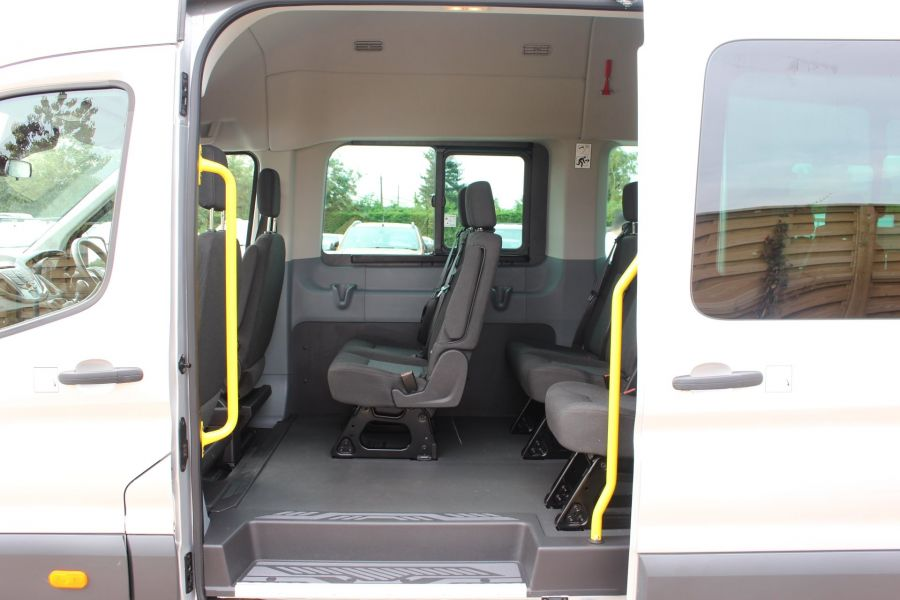 FORD TRANSIT 460 TDCI 125 L4 H3 TREND LWB HIGH ROOF 17 SEAT BUS RWD - 6563 - 20