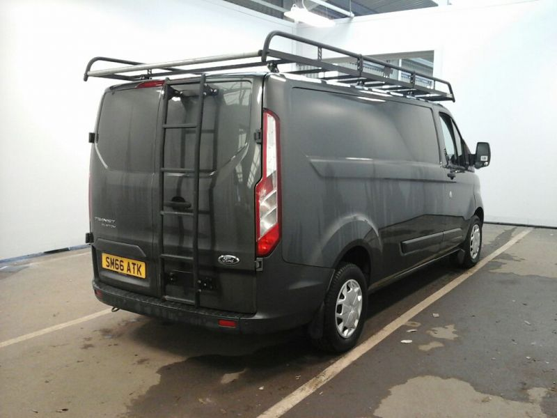 FORD TRANSIT CUSTOM 290 TDCI 130 L2H1 TREND LWB LOW ROOF FWD - 10503 - 2