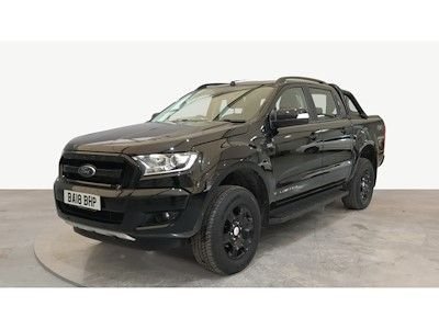 FORD RANGER TDCI 160 BLACK EDITION 4X4 DOUBLE CAB WITH ROLL'N'LOCK TOP - 11531 - 6