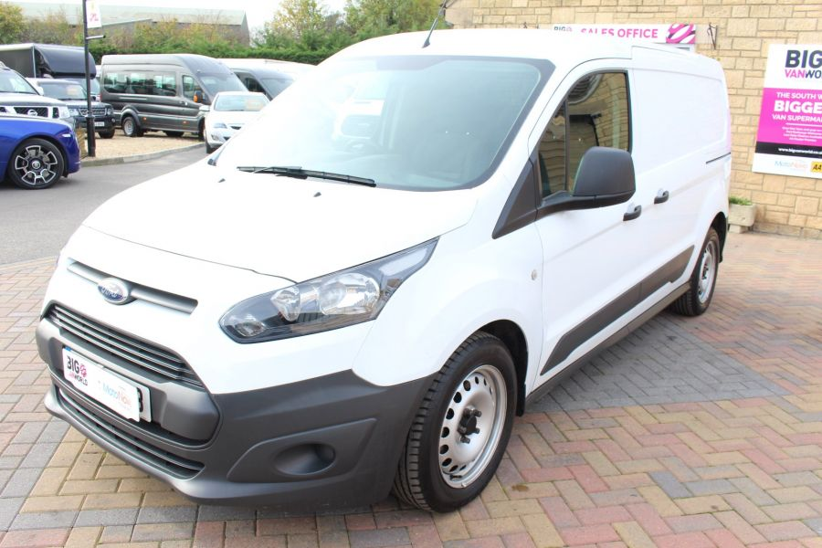FORD TRANSIT CONNECT 210 TDCI 95 L2 H1 LWB LOW ROOF - 8421 - 8