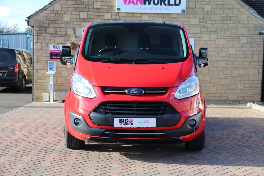 FORD TRANSIT CUSTOM 290 TDCI 170 L1H1 TREND COLOUR EDITION SWB LOW ROOF - 11530 - 11
