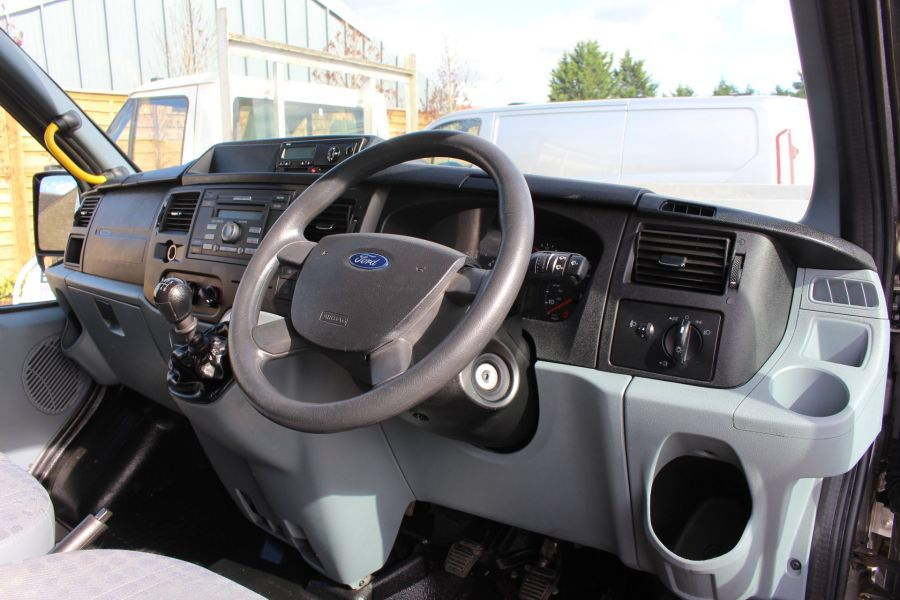 FORD TRANSIT 430 TDCI 135 LWB EL HIGH ROOF 17 SEATS BUS RWD - 6765 - 11
