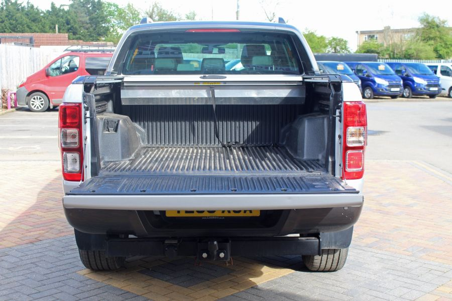 FORD RANGER WILDTRAK TDCI 200 4X4 DOUBLE CAB - 9158 - 25