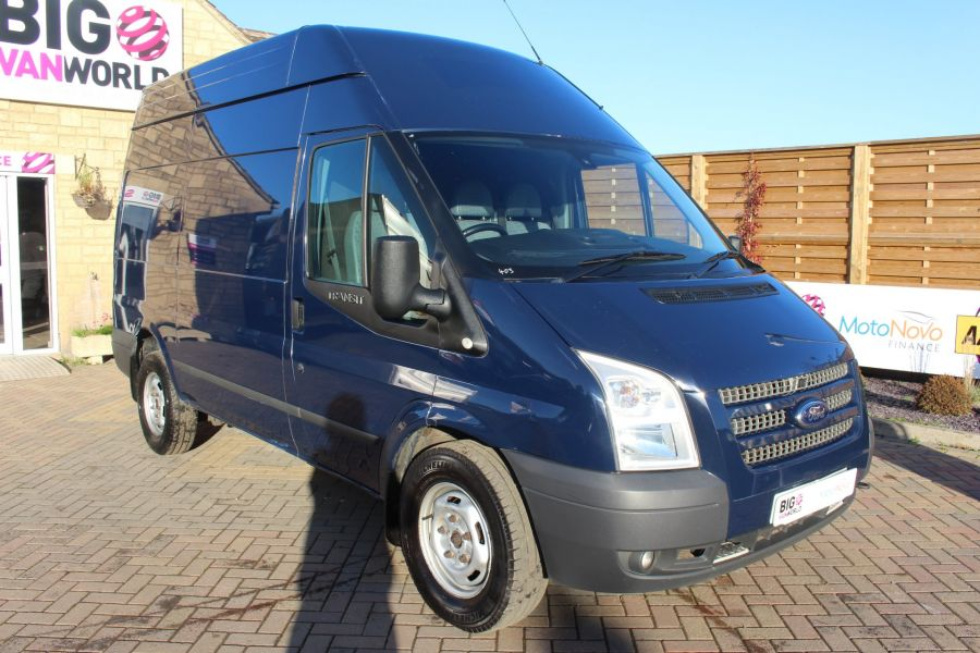 FORD TRANSIT 350 TDCI 125 TREND MWB HIGH ROOF FWD - 6867 - 3