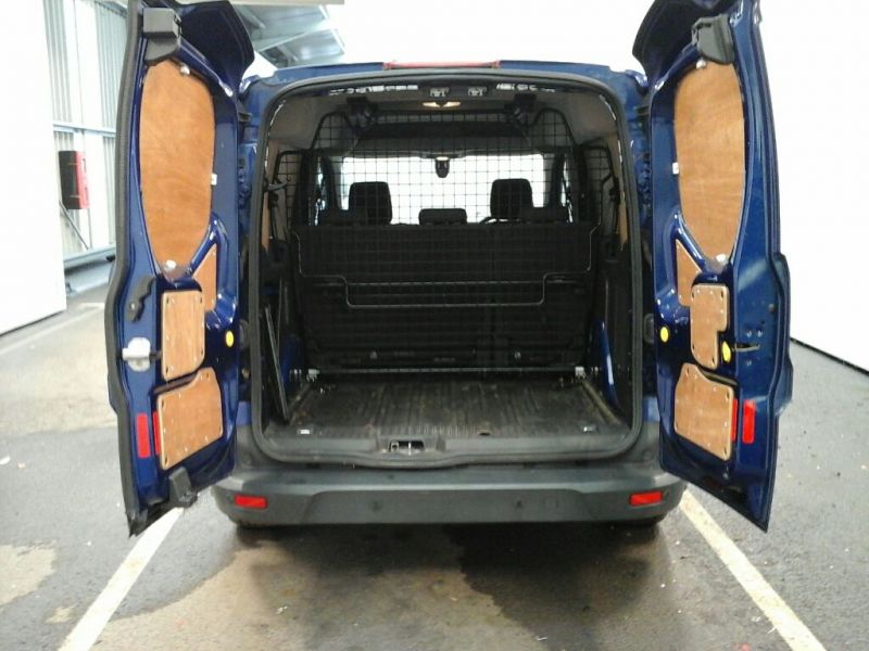 FORD TRANSIT CONNECT 220 TDCI 95 L1 H1 TREND DOUBLE CAB 5 SEAT CREW VAN - 9057 - 4