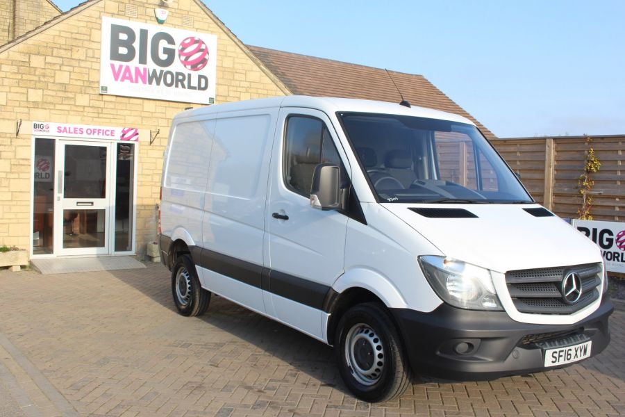 MERCEDES SPRINTER 313 CDI 129 SWB STANDARD LOW ROOF - 9142 - 3