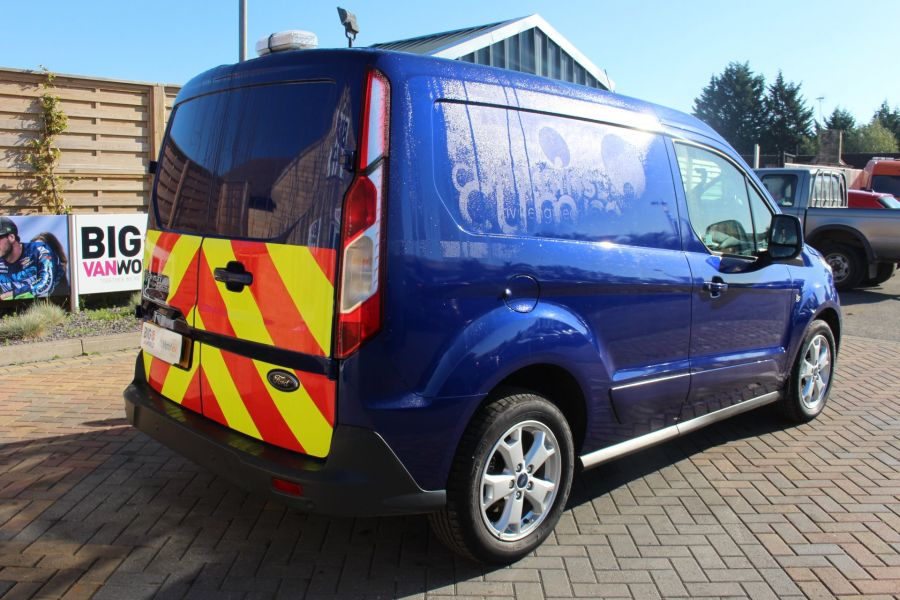 FORD TRANSIT CONNECT 200 TDCI 125 L1 H1 LIMITED SWB LOW ROOF - 8327 - 5