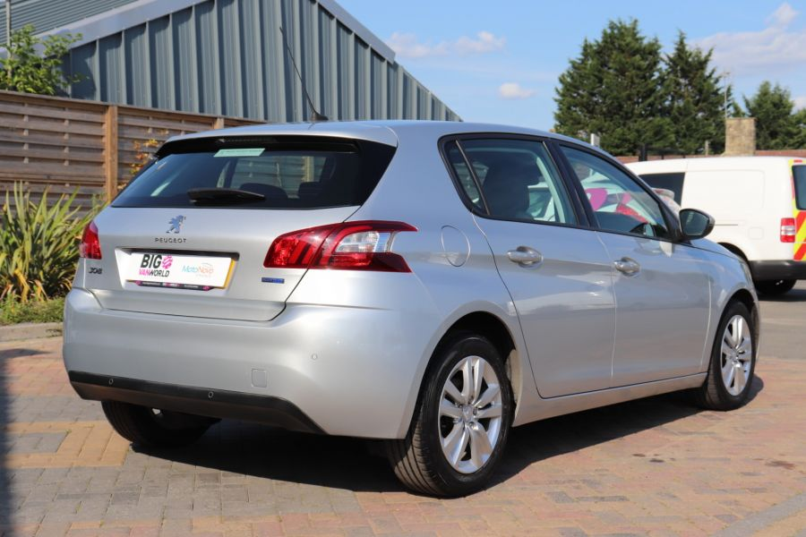 PEUGEOT 308 1.6 BLUE HDI 100 S/S ACTIVE - 9770 - 5