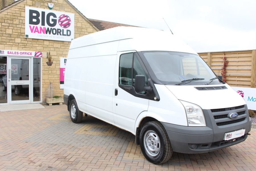 FORD TRANSIT 350 TDCI LWB HIGH ROOF - 5996 - 3