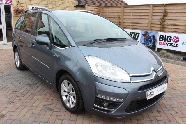 Used CITROEN C4 GRAND PICASSO in Used Cars Swindon for sale