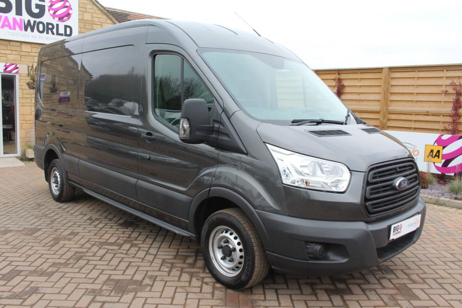 FORD TRANSIT 310 TDCI 125 L3 H2 LWB MEDIUM ROOF FWD - 7073 - 3