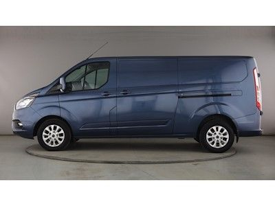 FORD TRANSIT CUSTOM 300 TDCI 170 L2H1 LIMITED LWB LOW ROOF - 11217 - 7