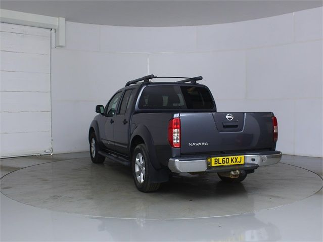 NISSAN NAVARA DCI 190 TEKNA CONNECT 4X4 DOUBLE CAB - 7078 - 4