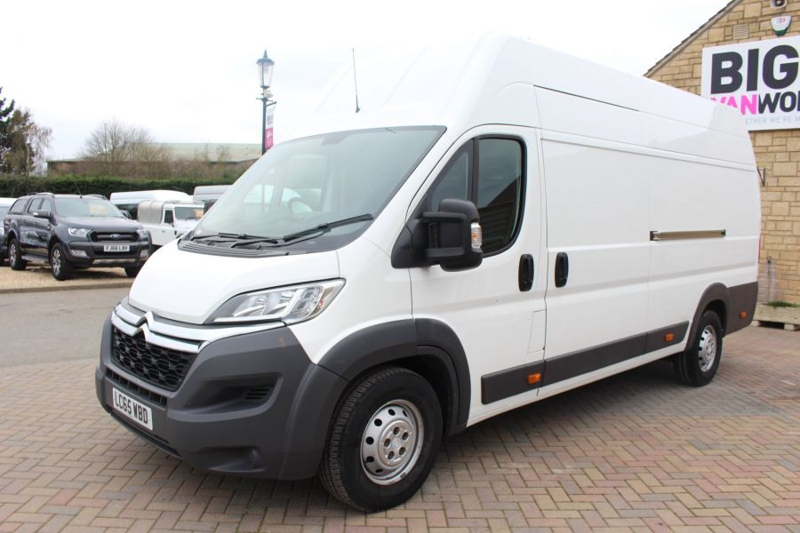 CITROEN RELAY 35 HDI 130 HEAVY L4 H3 ENTERPRISE HIGH ROOF - 9043 - 7