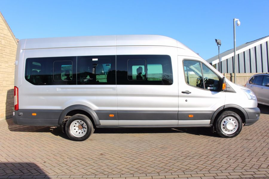 FORD TRANSIT 460 TDCI 155 L4 H3 TREND 18 SEAT BUS - 5330 - 2