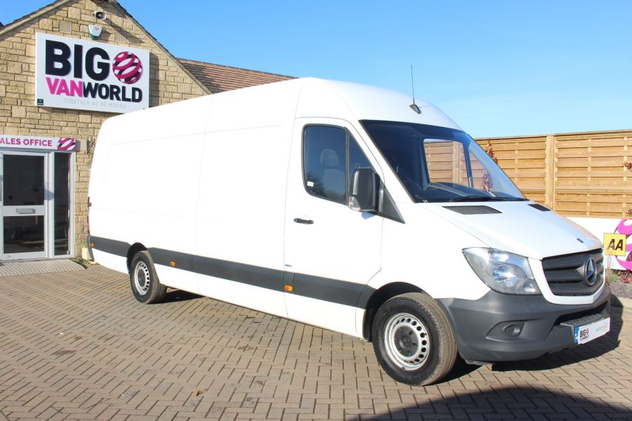 MERCEDES SPRINTER 319 CDI XLWB HIGH ROOF - 6971 - 2