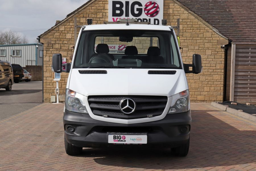 MERCEDES SPRINTER 314 CDI 140 LWB SINGLE CAB ALLOY DROPSIDE WITH TAIL LIFT  (14002) - 12361 - 13