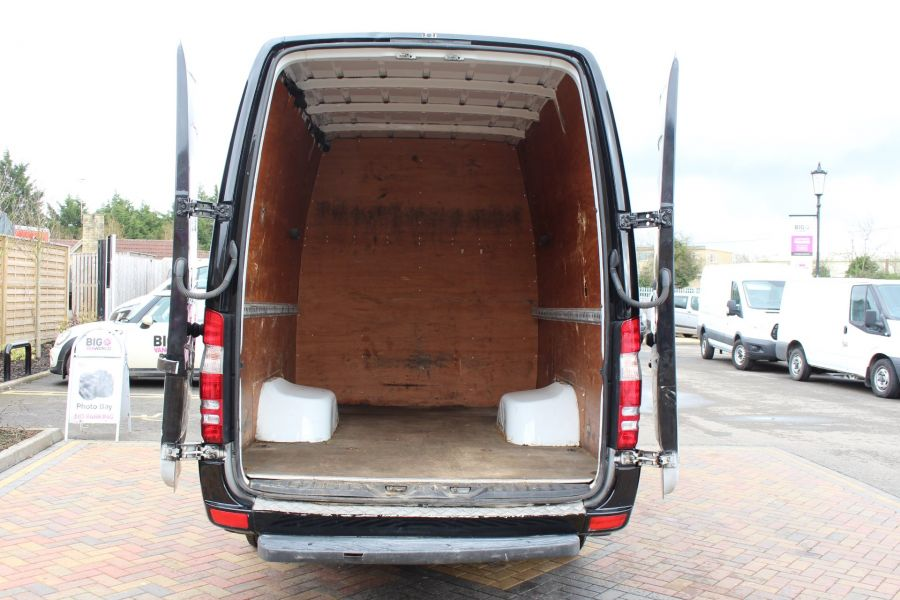 MERCEDES SPRINTER 511 CDI LWB HIGH ROOF TWIN REAR WHEEL 6 SEAT CREW VAN - 3246 - 17