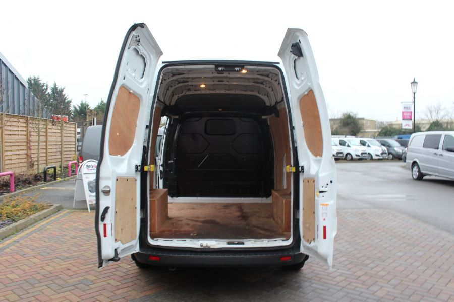 FORD TRANSIT CUSTOM 270 TDCI 100 L1 H2 SWB HIGH ROOF FWD - 6966 - 19