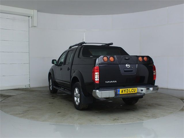 NISSAN NAVARA DCI 190 TEKNA CONNECT 4X4 DOUBLE CAB WITH MOUNTAIN TOP - 7622 - 4