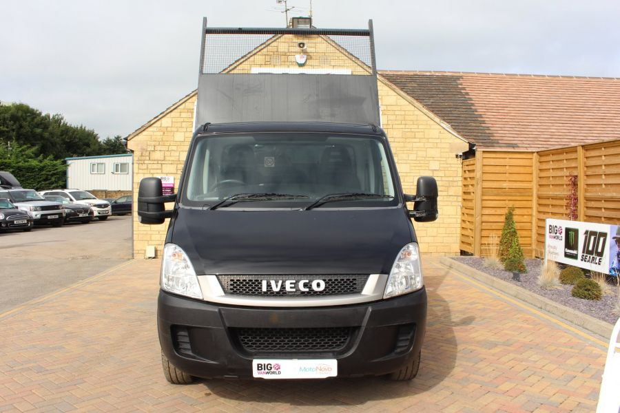 IVECO DAILY 35S13 ALLOY TIPPER - 5431 - 9
