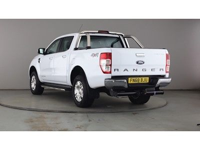 FORD RANGER TDCI 200 LIMITED 4X4 DOUBLE CAB WITH ROLL'N'LOCK TOP - 11455 - 6
