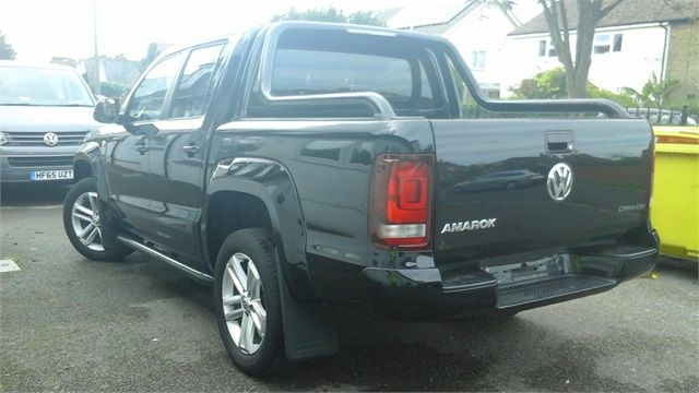 VOLKSWAGEN AMAROK A32 BITDI 180 CANYON 4MOTION SPECIAL EDITION DOUBLE CAB AUTO WITH ROLL'N'LOCK TOP - 6869 - 3