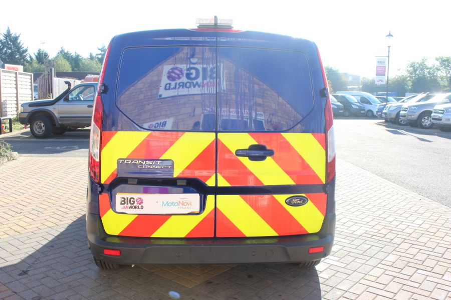 FORD TRANSIT CONNECT 200 TDCI 125 L1 H1 LIMITED SWB LOW ROOF - 8327 - 6