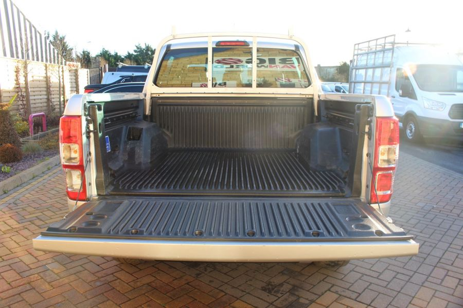 FORD RANGER TDCI 150 LIMITED 4X4  DOUBLE CAB - 6981 - 21