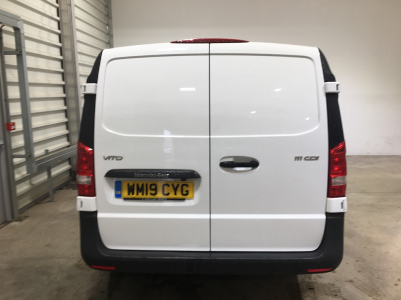 MERCEDES VITO 111 CDI 114 LWB LOW ROOF - 11070 - 5