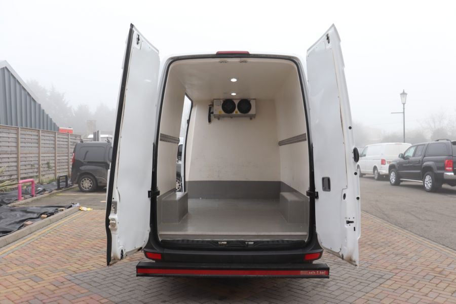 MERCEDES SPRINTER 314 CDI 140 MWB HIGH ROOF FRIDGE VAN - 12025 - 35