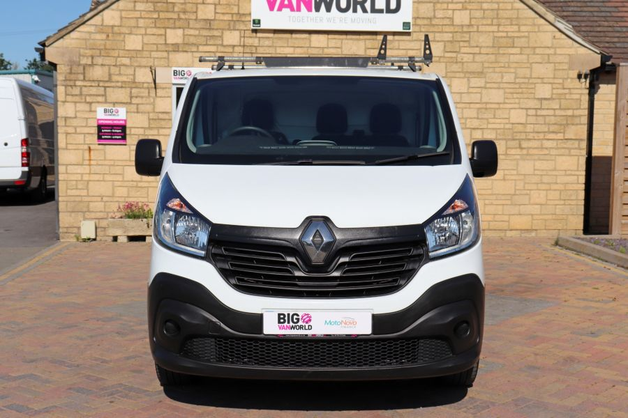 RENAULT TRAFIC LL29 DCI 115 BUSINESS LWB LOW ROOF - 9391 - 9