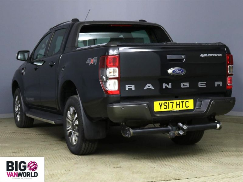 FORD RANGER WILDTRAK TDCI 200 4X4 DOUBLE CAB  - 9282 - 4