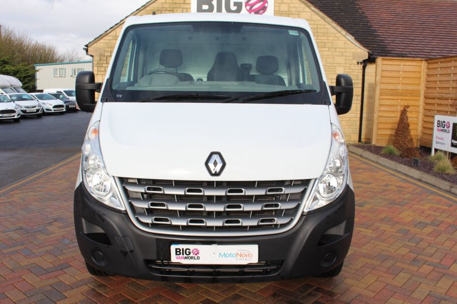 RENAULT MASTER SL33 DCI 100 SWB LOW ROOF FWD - 7248 - 9