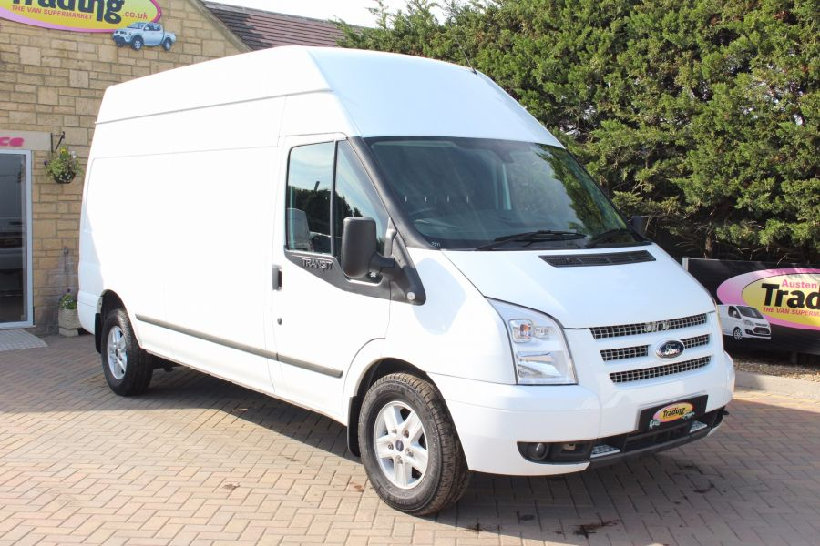 FORD TRANSIT 350 TDCI 125 LIMITED LWB HIGH ROOF FWD - 4893 - 1