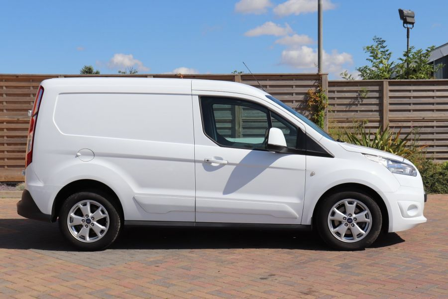 FORD TRANSIT CONNECT 200 TDCI 120 L1H1 LIMITED SWB LOW ROOF - 11716 - 5