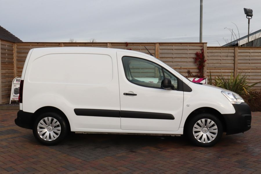 CITROEN BERLINGO 625 BLUEHDI 75 L1H1 ENTERPRISE SWB LOW ROOF - 10110 - 4