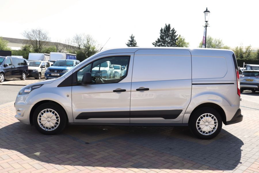FORD TRANSIT CONNECT 240 TDCI 115 L2H1 TREND LWB LOW ROOF - 10422 - 9