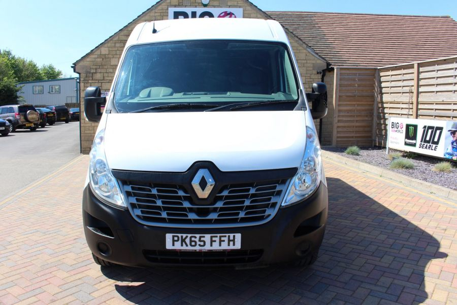 RENAULT MASTER MM35 DCI 110 BUSINESS ENERGY MWB MEDIUM ROOF FWD - 9086 - 9