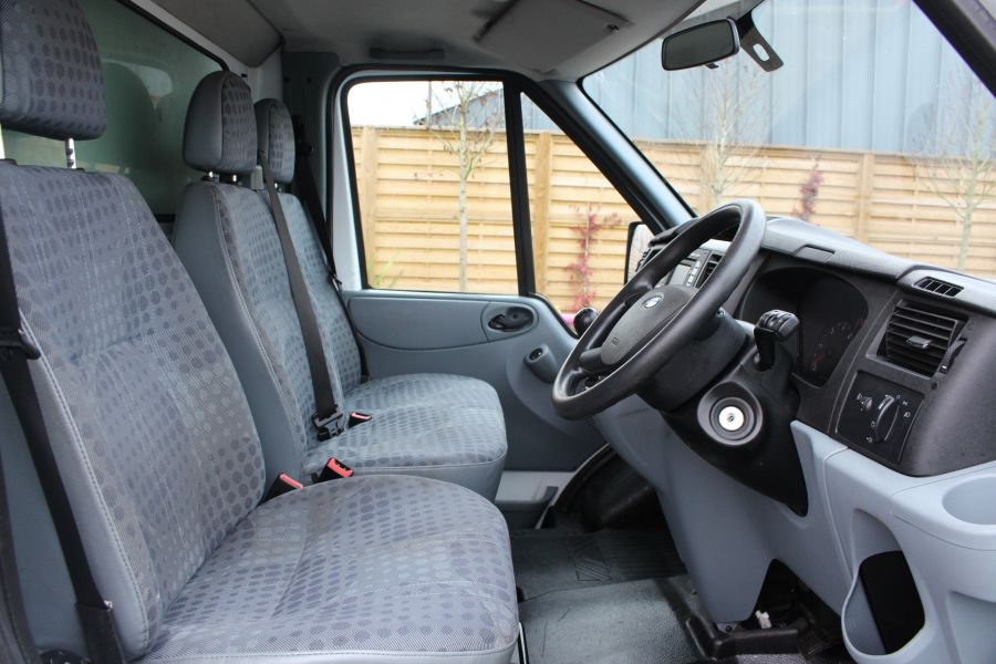 FORD TRANSIT 350 TDCI 125 LWB CURTAIN SIDE FWD - 6982 - 10