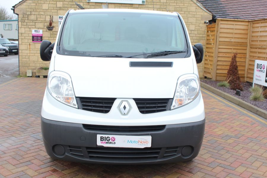 RENAULT TRAFIC SL27 DCI 115 L1 H1 SWB LOW ROOF - 7062 - 9